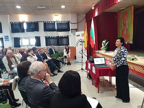 Участие в конференция на Асоциацията на българските училища в чужбина
